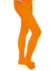 Calze arancioni da bambino
