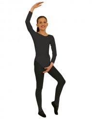 Body maniche lunghe nere per bambino