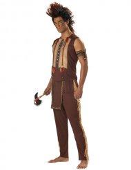 Costume da capo indiano per uomo