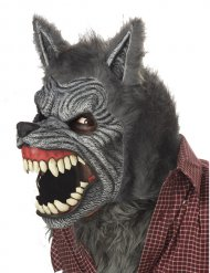 Maschera articolata lupo mannaro anti-motion™ adulto