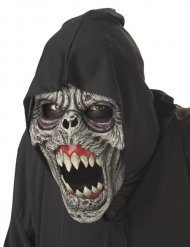 Maschera animata Maestro Zombie Ani-Motion™ adulto
