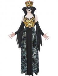 Costume da regina nera per donna