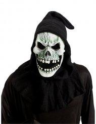 Maschera da scheletro urlante per adulto