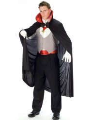 Costume da Dracula per uomo Halloween