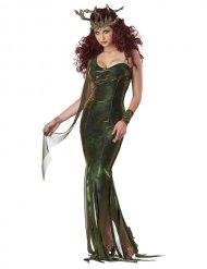 Costume medusa per donna