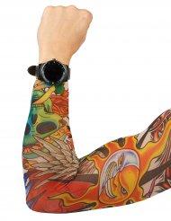 Manica con tatuaggi