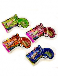 Pistola lancia coriandoli multicolore