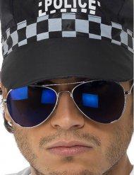 Occhiali da poliziotto per uomo