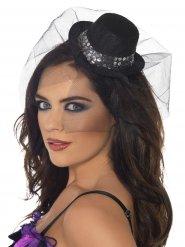 Mini cappello chic per donna