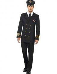 Costume da ufficiale della marina per uomo