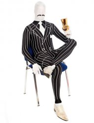 Costume Morphsuits™ Gangster Mafia per adulto