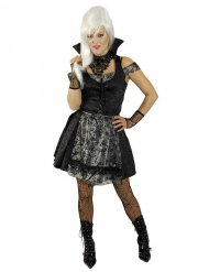 Costume tirolese Dirndl gotico per donna