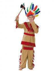 Costume da indiano per bambino