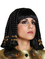 Parrucca egiziana da cleopatra per donna