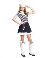 Costume da marinaia per donna