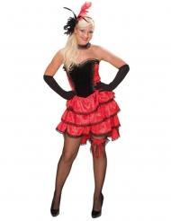 Costume ballerina di can can per donna