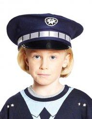 Cappello da agente di polizia per bambino