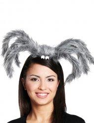 Cerchietto per halloween con ragno