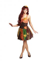 Costume da fata dei boschi per donna