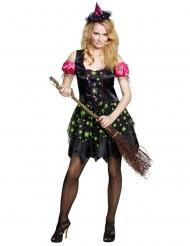 Costume da strega per donna halloween