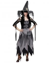 Costume classico da strega halloween
