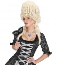 Collana e anello stile barocco da donna