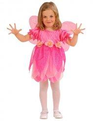 Costume bambina fata dei fiori