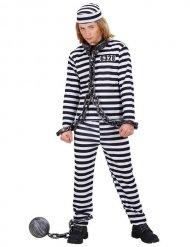 Costume da prigioniero per bambino