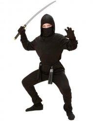 Costume ninja nero per bambino