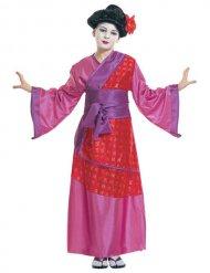 Costume geisha per bambina