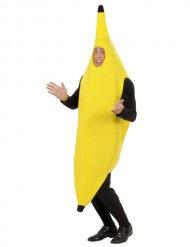Costume da banana gialla per adulto
