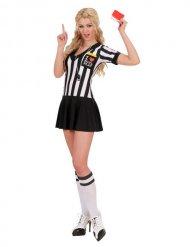 Costume da arbitro per donna