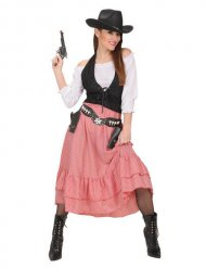 Costume western per donna
