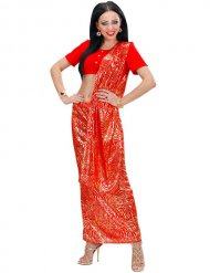 Costume da indiana Bollywood per donna