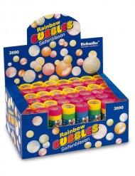 Flacone bolle di sapone multicolore