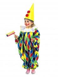 Costume pagliaccio per bambino