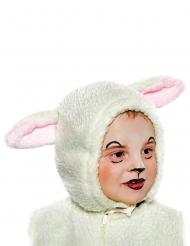 Cappellino da agnellino per bambino