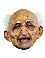 Maschera 3/4 da anziano per adulto