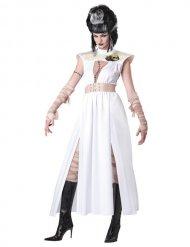 Costume da mostro zombie per donna halloween