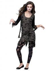 Costume da zombie per donna halloween