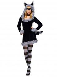 Costume da orsetto lavatore sexy per donna