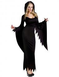 Costume strega di halloween per donna