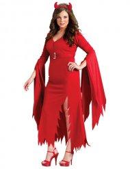 Costume da diavolo per donna halloween