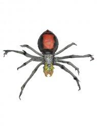 Decorazione ragno gigante 45 cm