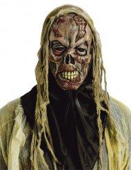 Maschera Zombie in putrefazione per adulto