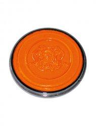 Trucco arancione fosforescente UV
