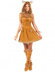 Costume da volpe sexy per donna