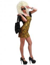 Costume da donna di strada per donna