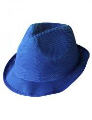 Cappello borsalino trilby blu