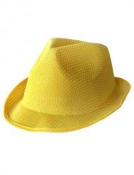 Cappello Borsalino giallo